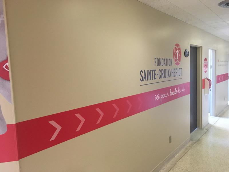 Murale - Commercial Pro lettrage Pro Lettrage wrapping sérigraphie Affiche enseigne bannière Pellicule impression numérique